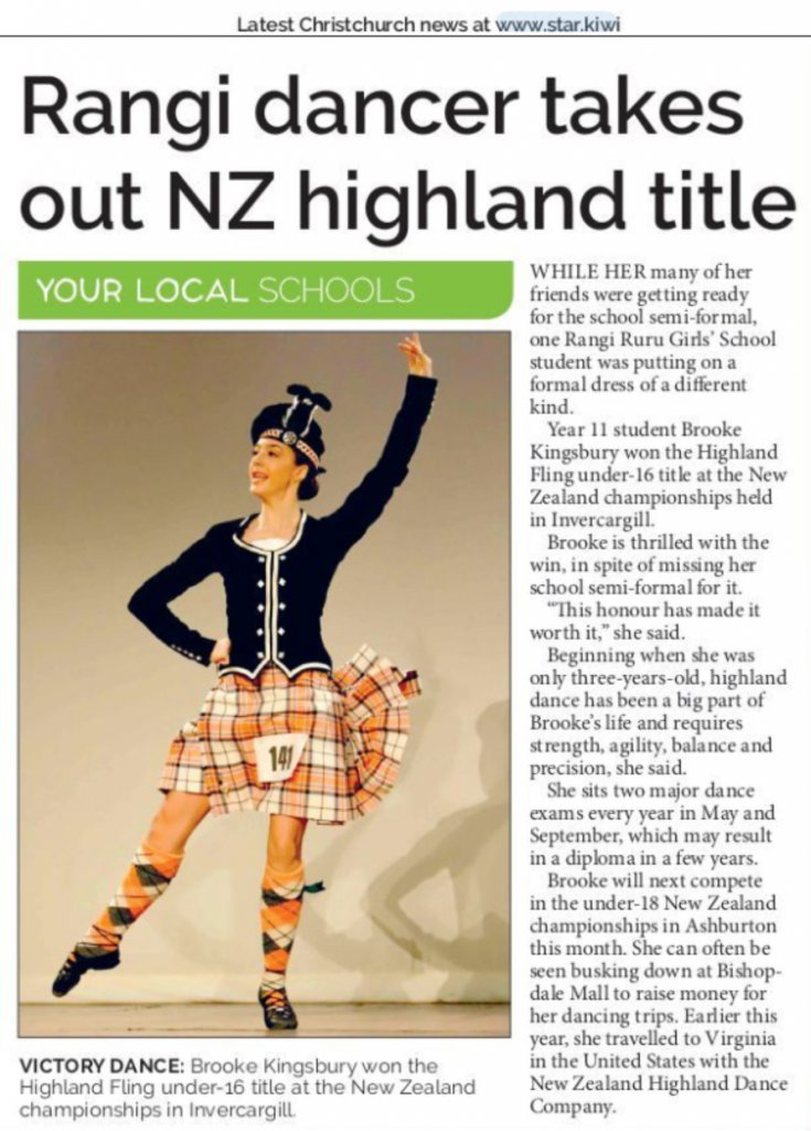 Star Kiwi Article